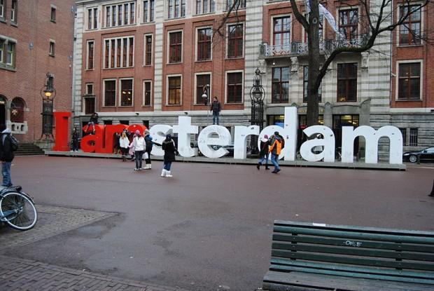 Brand Amsterdam
