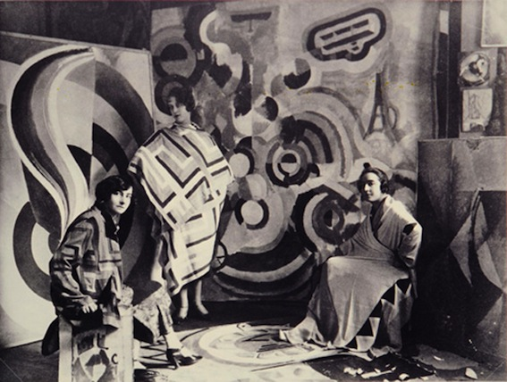 Sonia Delaunay's integrated approach