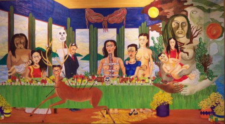 The Last Supper Kahlo