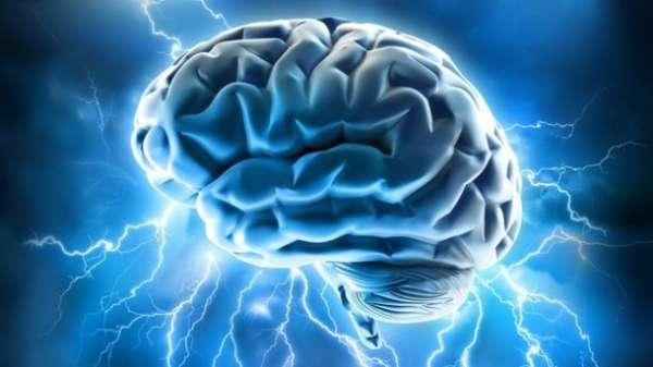 sparking brain
