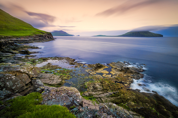 faroe islands landscape photograph