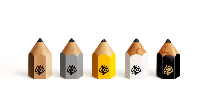 Graphic Design Awards: D&AD New Blood Awards