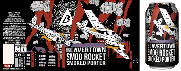 smog rocket design by Nick Dwyer