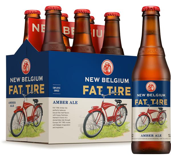 fat tire beer design