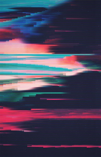 glitch art by adam flynn