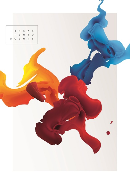 fluid graphic design by maria