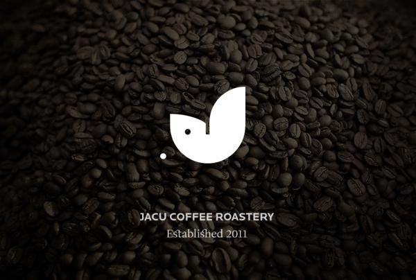 jacu coffee branding design