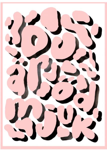 poster design by kim ihre