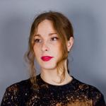 swedish graphic designer profile image