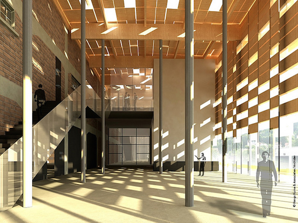 kengo kuma interior architecture and design project