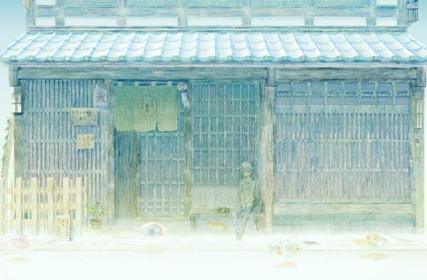 Illustration by yuri haida