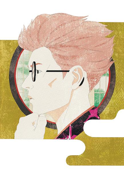 illustration by japanese artist kotaro machiyama