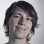 profile image of dutch graphic designer sonja kuijpers