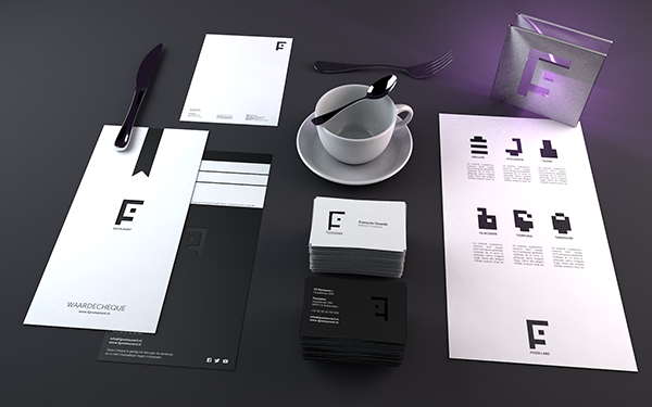 graphic design and branding ork by eric kalsbeek