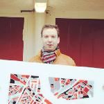 profile of digital artist coen pohl