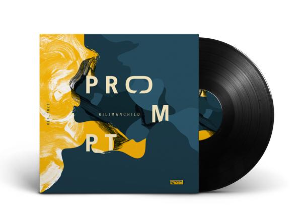 album cover design by dutch designer dani montesinos
