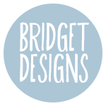 logo design work by bridget Tann
