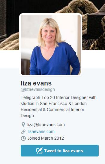 image of liza evans design