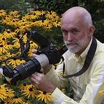 Macro photographer Huub de Waard