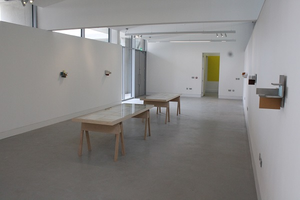 Toby Paterson, Edinburgh Sculpture Workshop, Installation view, Courtesy of the artist #1