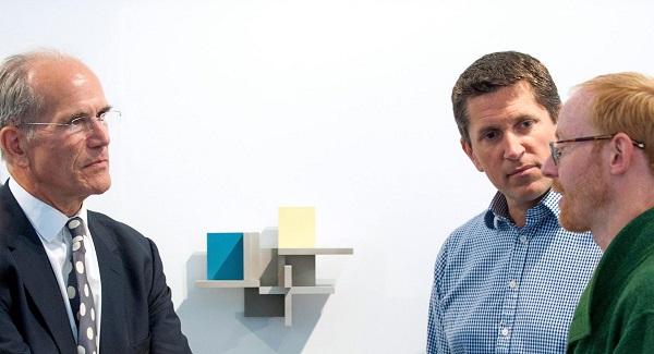 Toby Paterson, Edinburgh Sculpture Workshop, Installation view, Courtesy the artist #3