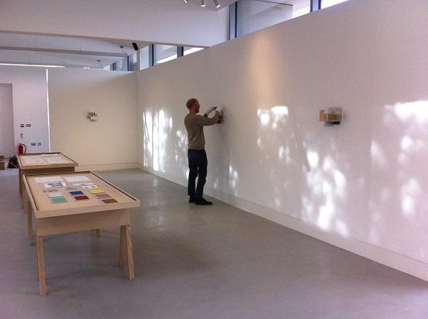 Toby Paterson, Edinburgh Sculpture Workshop, Installation view, Courtesy the artist #4