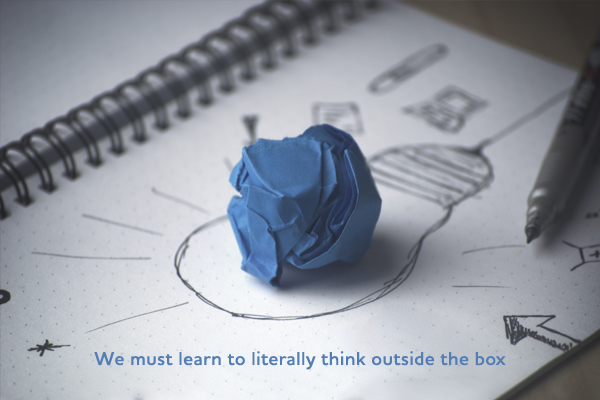 Learning to Think Outside the Box