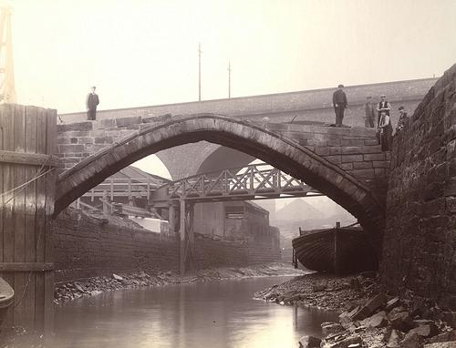 Newcastle, 1910