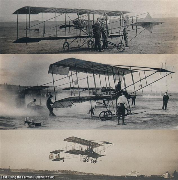 1905; the Wright brothers fly a distance of 25 miles in 38 minutes.